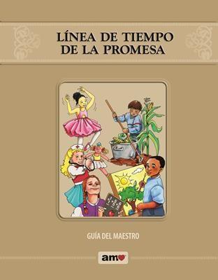 Línea de Tiempo de la Promesa - Guía AMO® (Rústica)