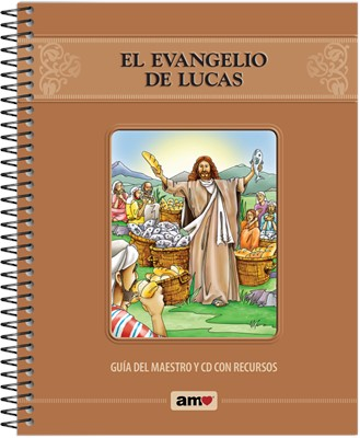 El Evangelio de Lucas - Guía AMO® (Rústica)