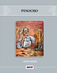 Pinocho - Guía AMO® (Rústica)