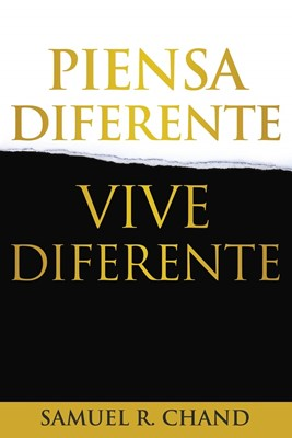 Piensa Diferente, Vive Diferente (Rústica) [Libro]