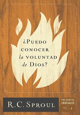 ¿Puedo conocer la voluntad de Dios? (Rústica) [Mini Libro]