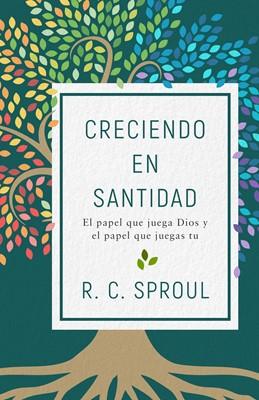 Creciendo en Santidad (Rústica) [Libro]