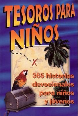 Tesoros Para Niños/Tomo 01/365 Historias (Rústica) [Libro de Niños]