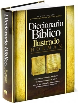 Diccionario Biblico Ilustrado Holman (Tapa Dura) [Diccionario]