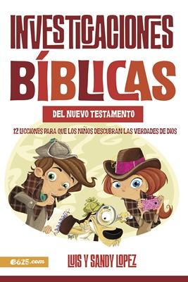 Investigaciones Bíblicas Del Nuevo Testamento (Rústica) [Libro]