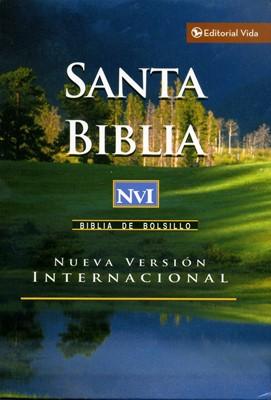 Biblia NVI (Imitación piel) [Biblia de Bolsillo]