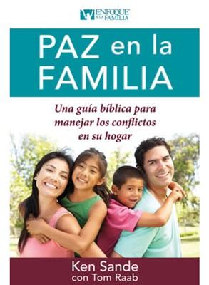 Paz en la familia (Rústica) [Libros]