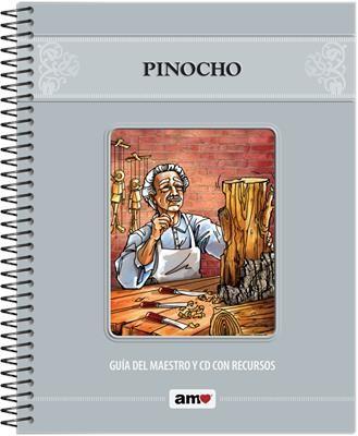 Aventuras de Pinocho Guía Amo® (Rústica) [Libros]