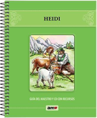 Heidi - Guía AMO® (Rústica) [Libros]