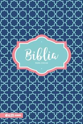 Biblia Para Chicas NBV (Rústica) [Biblia]