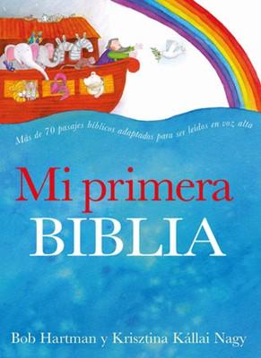 Mi Primera Biblia (Tapa Dura) [Biblias para Niños]