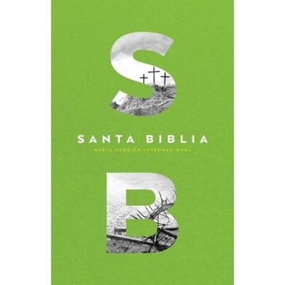 Biblia NVI Rustica Verde (Rustica ) [Biblia]
