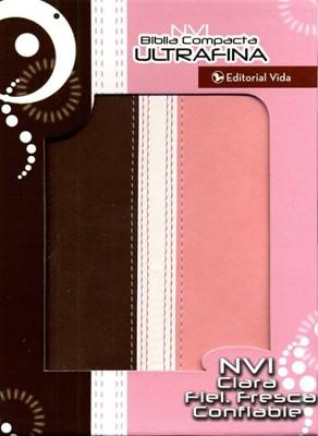 Biblia NVI Compacta (SimiPiel) [Biblia de Bolsillo]