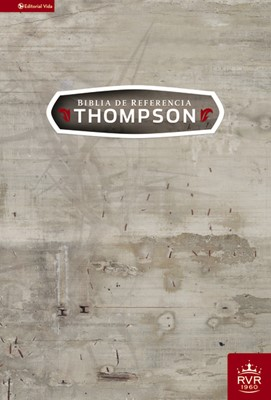 Biblia RVR60 Thompson Referencias TD (Tapa dura ) [Biblia]