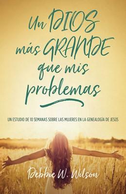 Un Dios Mas Grande Que Mis Problemas (Rustica ) [Libro]