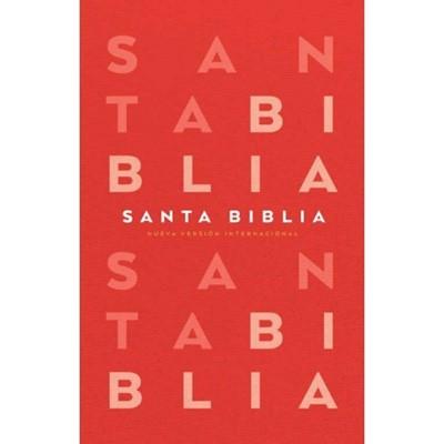Biblia NVI Rustica Roja (Rustica ) [Biblia]