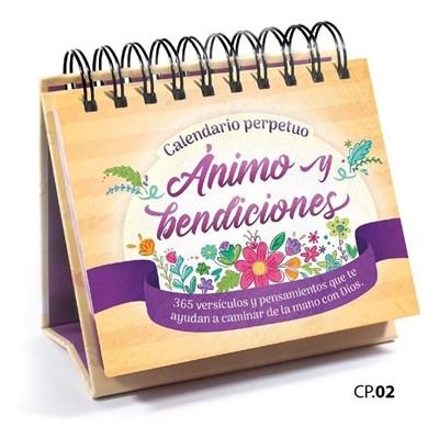 Calendario Perpetuo (Tapa Dura) [Calendario]