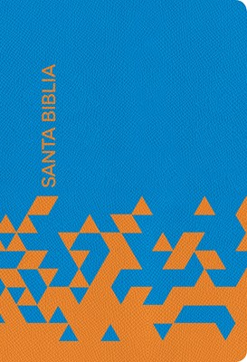 Biblia RVR60 Premios Regalos Azul Papaya (Sintética) [Biblia]