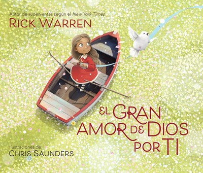 Gran Amor De Dios Para Ti (Tapa Dura) [Libro de Niños]