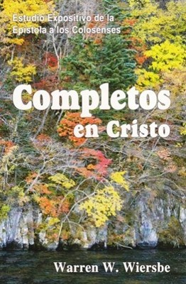 Completos En Cristo (Rústica) [Comentario]