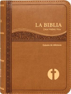 Biblia Dios Habla Hoy Con Cierre (Imitación piel con cierre) [Biblia]