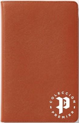NBLA Biblia Ultrafina Premier Caramelo (Piel Genuina) [Biblia]
