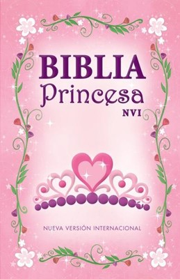 Biblia NVI Princesa (Tapa Dura) [Biblia]