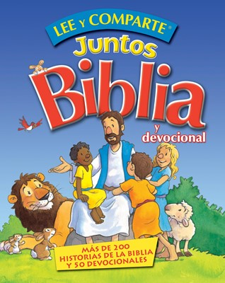 Lee y Comparte Juntos Biblia y Devocional (Tapa dura)