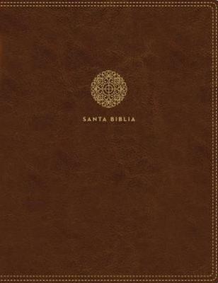 Santa Biblia Reina Valera 1960 (LeatherSoft Café) [Biblia]