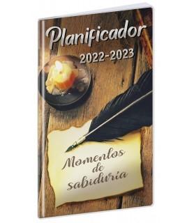 Planificador Pluma 2022-2023 (Rústica Plástico) [Misceláneos]