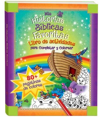 Mis Historias Biblicas Favoritas (Tapa blanda ) [Libro de Niños]