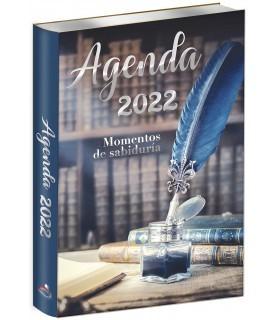 Agenda 2022 Tintero Azul (Rústica) [Agenda]