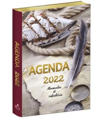 Agenda 2022 Barco (Rústica) [Agenda]