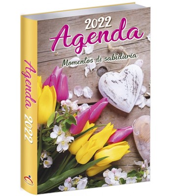 Agenda 2022 Tulipanes (Rústica) [Agenda]