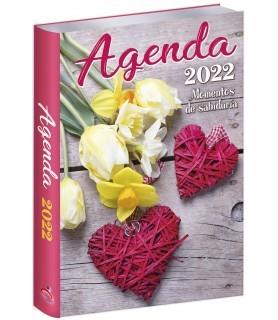 Agenda 2022 Corazones (Rústica) [Agenda]
