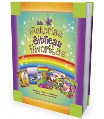 Mis Historias Biblicas Favoritas (Tapa dura ) [Libro de Niños]
