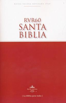 Biblia Economica RVR60 (Rústica) [Biblia]