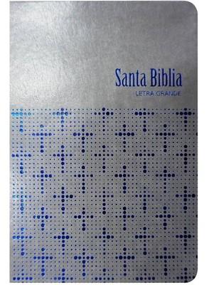 BIBLIA RVR065CLG ET GRIS (SimiPiel) [Biblia]