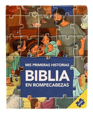 Mis Primeras Historias de la Biblia Rompecabezas (Tapa Dura Acolchada) [Rompecabezas]