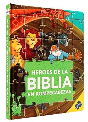 Héroes de la Biblia (Tapa Dura Acolchada) [Libro de Niños]