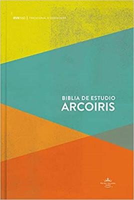 Biblia de Estudio Arcoiris TD RVR 60 (Tapa Dura) [Biblia de Estudio]