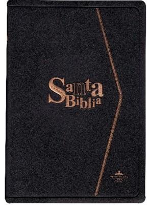 Biblia RVR062 XPL Vinil Negro (Vinil) [Biblia]