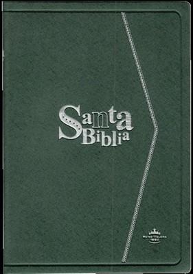 Biblia RVR062 XPL Vinil Verde (Vinil) [Biblia]