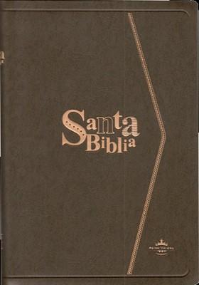 Biblia RVR062 XPL Vinil Café (Vinil) [Biblia]