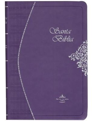 Biblia RVR062c Med Imit Morado