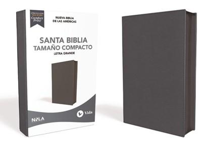 Biblia NBLA UltraFina Compacta (Piel Fabricada Azul Cierre) [Biblia de Bolsillo]