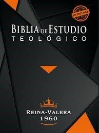 Biblia de Estudio Teológico