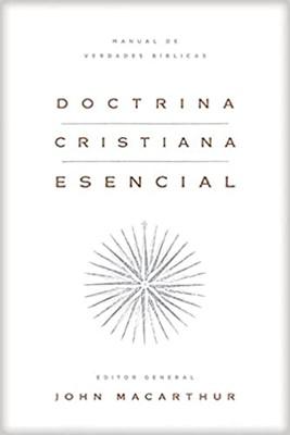 Doctrina Cristiana Esencial (Tapa Dura) [Libro]