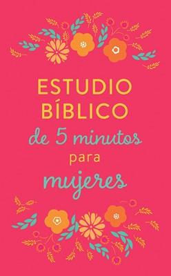 Estudio Bíblico De 5 Minutos Para Mujeres (Rústica) [Libro de Bolsillo]