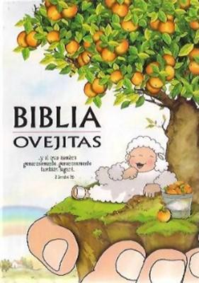 Biblia Ovejitas RVR60 (Tapa Dura) [Biblias]